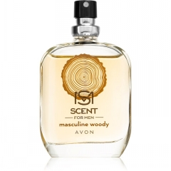 Avon Scent for Men Masculine Woody