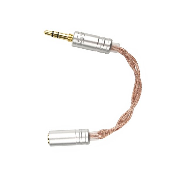 iBasso CA01 2.5mm Balanced to 3.5mm Single Ended Cable Adaptor